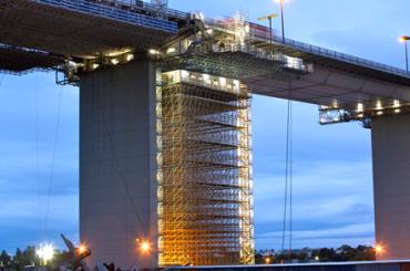 Westgate Bridge strengthening
